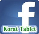 Facebook Korat Tablet