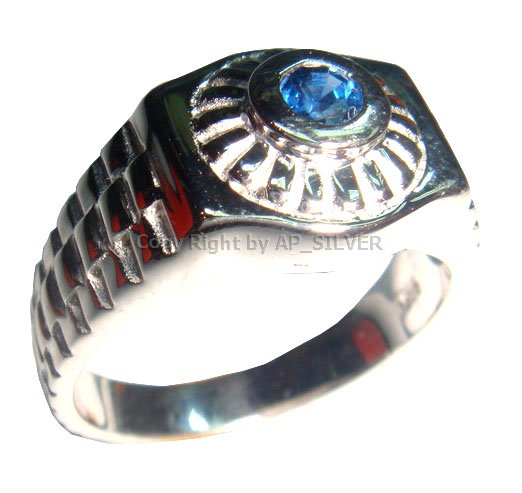 how to clean rhodium plated ring