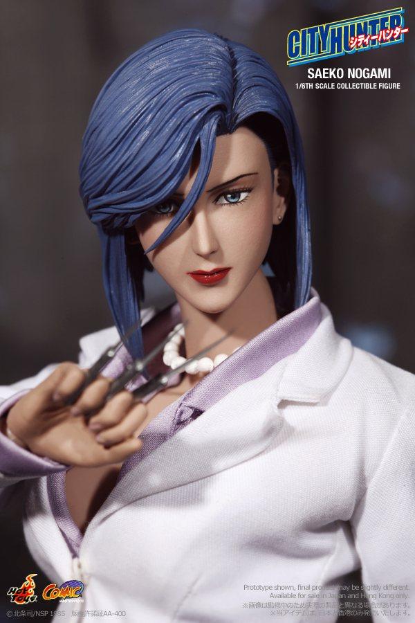 Hot Toys 1//6 City Hunter Saeko Nogami CMS03