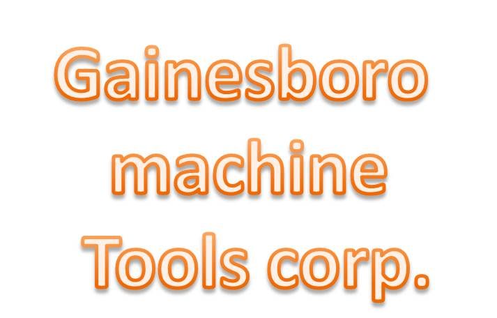 gainesboro machine tools corporation case study Gainesboro machine tools corporation case solution, mid-september 2005 has ashley swenson, the chief financial officer of this large cad / cam (computer aided design and manufacturing) device manufacturers d.