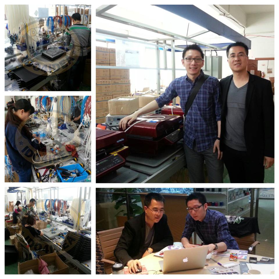 ไอดูโฟร์ไอเดีย, Mini-3D Vacuum, อันดับ 1 เรื่องเครื่องพิมพ์ภาพลงเคสมือถือและวัสดุ, ตัวแทนจำหน่าย, ศูนย์บริการมาตรฐานในประเทศไทย